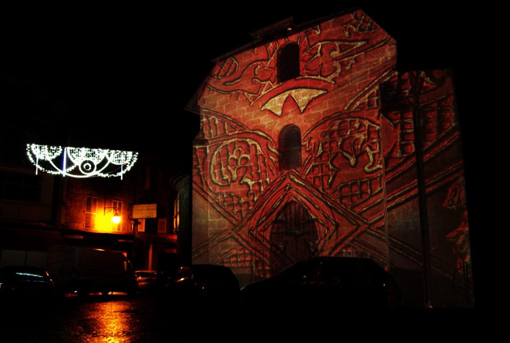 Lumière de Verre - Chapelle Libéral - Brive-la-Gaillarde