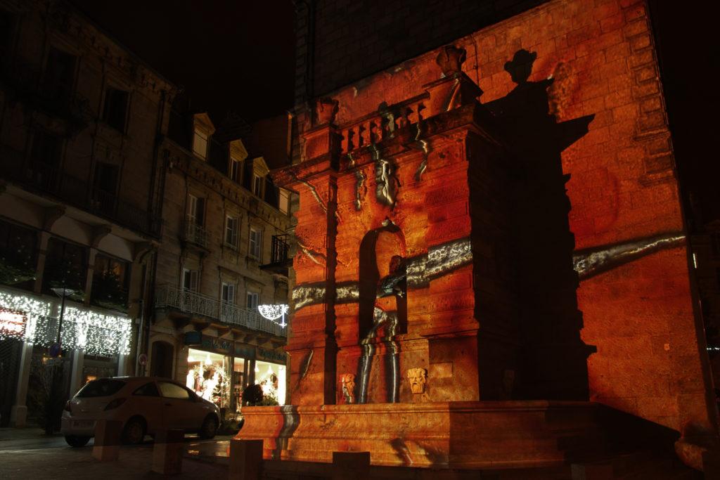 Lumière de Verre - Fontaine Bourzat - Brive-la-Gaillarde