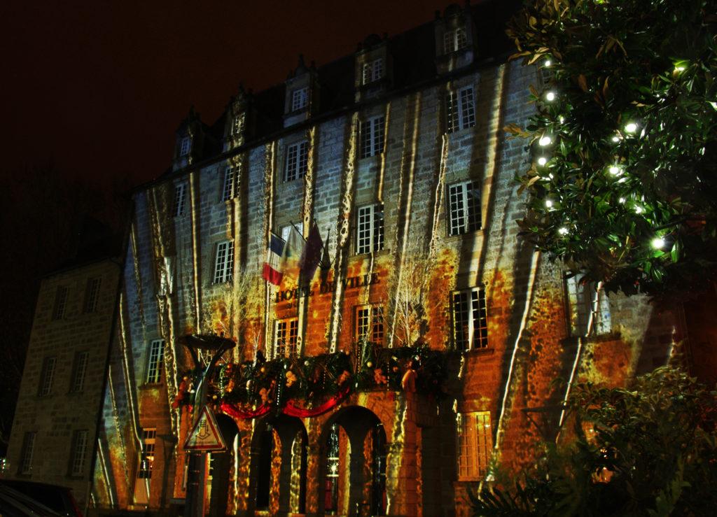 Lumière de Verre - Hôtel de Ville- Brive-la-Gaillarde