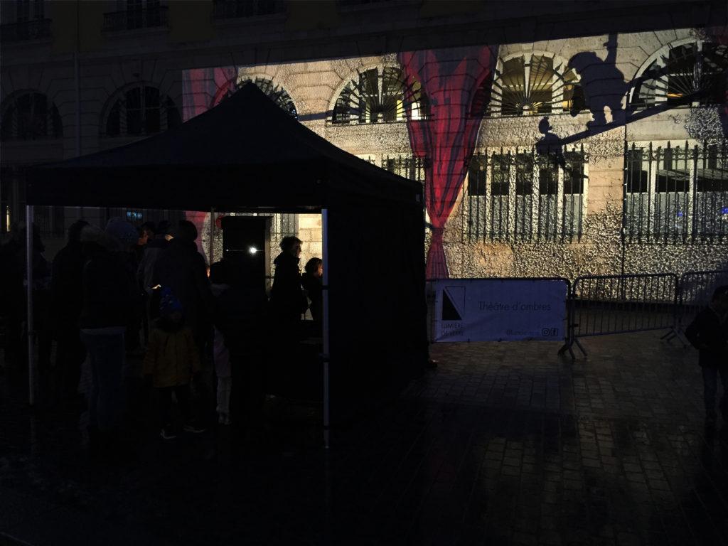 Lumière de Verre - Marionnette à Chalon-sur-Saône 2018