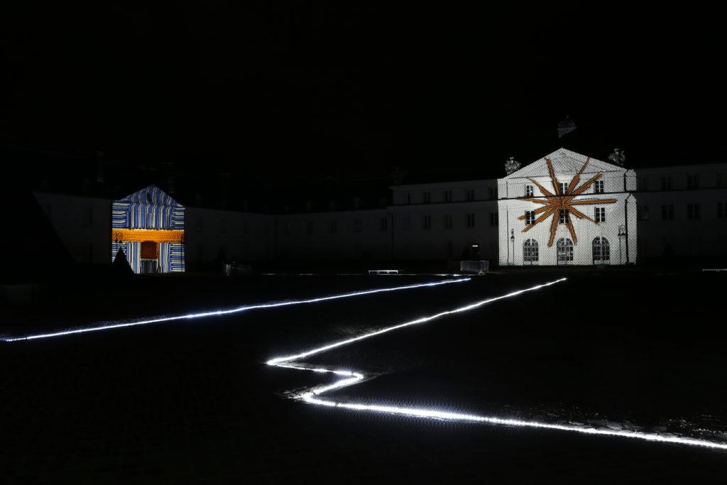 Château de la verrerie - Ecomusée du Creusot Crédit : jg_Lumière de Verre www.lumdeverre.fr 2019